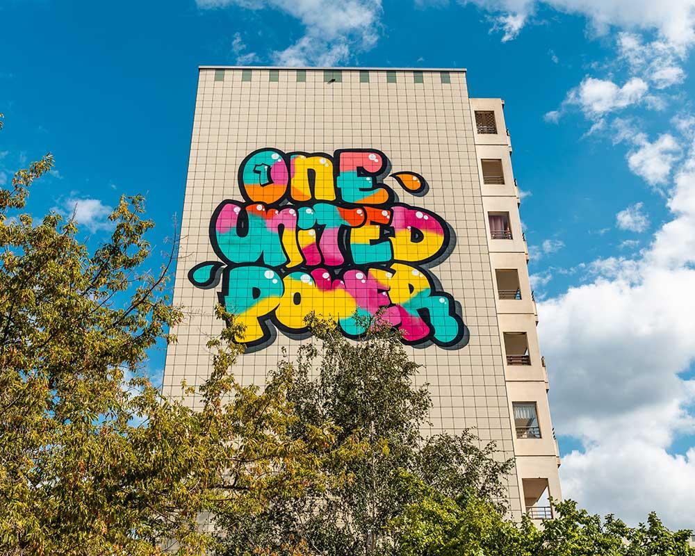 Berlin Mural Fest 2019 Märkische Allee