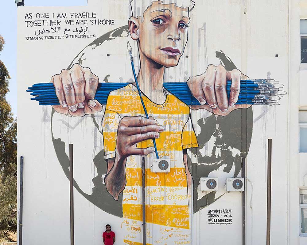 Akut Berlin Mural Fest 2019